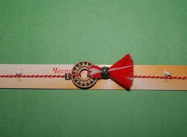 bracelet martenitsa magic circle