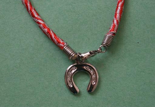 martenitsa bracelet horseshoe