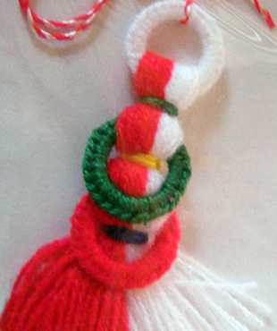 Martenitsa: Tricolor 2