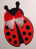 magnet martenitsa ladybug