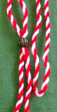 Martenitsa Necklace