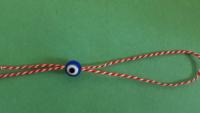 martenitsa bracelet blue eye 2020