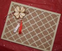 martenitsa card clover