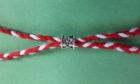 martenitsa bracelet metal charm 2020